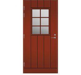 Palo- ja dB ovet